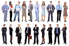 29个商务人物高清图片