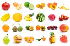 36种西瓜香蕉苹果等水果高清图片