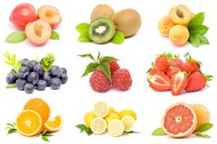 15种橙子草莓柠檬等水果高清图片