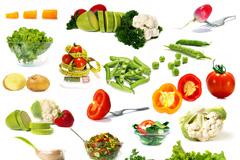 25种蔬菜减肥主题高清图片
