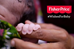 温情暖心纪录风格广告短片《Wishes for Baby》