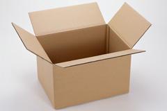 3张空白纸箱高清图片