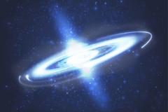 创意宇宙银河系设计矢量素材