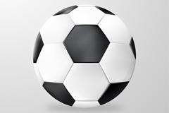 精美足球设计矢量素材