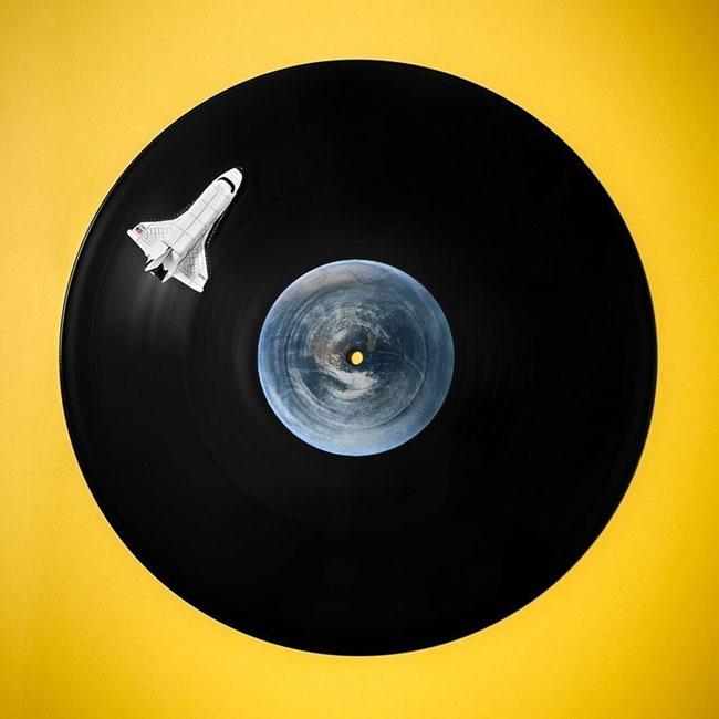唱片航天飞机