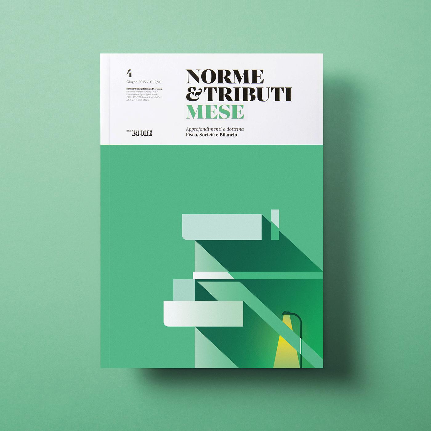 8本简洁的杂志封面设计欣赏
