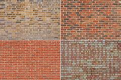 4张写实风格砖墙高清图片