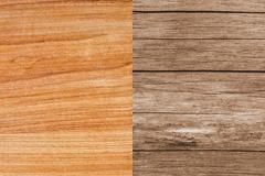 2张高清木纹背景图片
