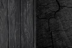 2款黑色木纹背景高清图片