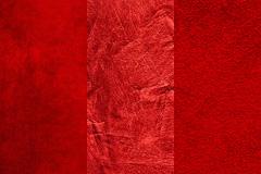 3款方形红色肌理背景图片下载