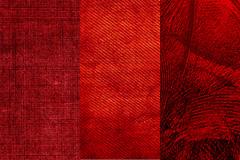 3款红色布纹背景高清图片下载