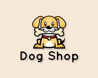 38款宠物店logo标志设计欣赏