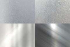 4款金属拉丝钢板高清背景图片