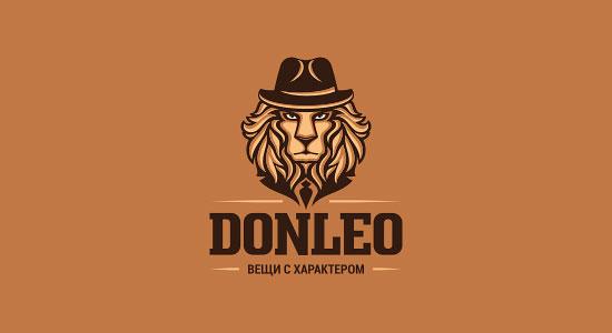 狮子有关的标志设计欣赏