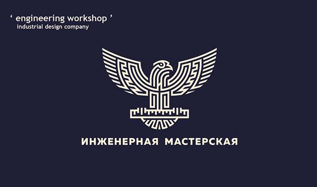 18个俄罗斯Ivan Voznyak优秀标志优发娱乐官网欣赏