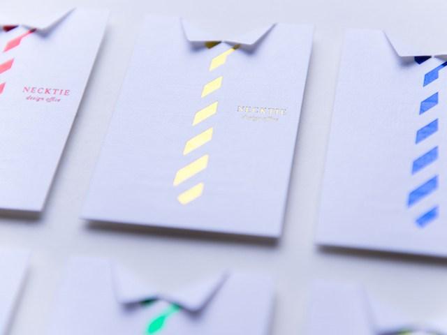 日本衬衫领带创意名片齐乐娱乐老虎机欣赏
