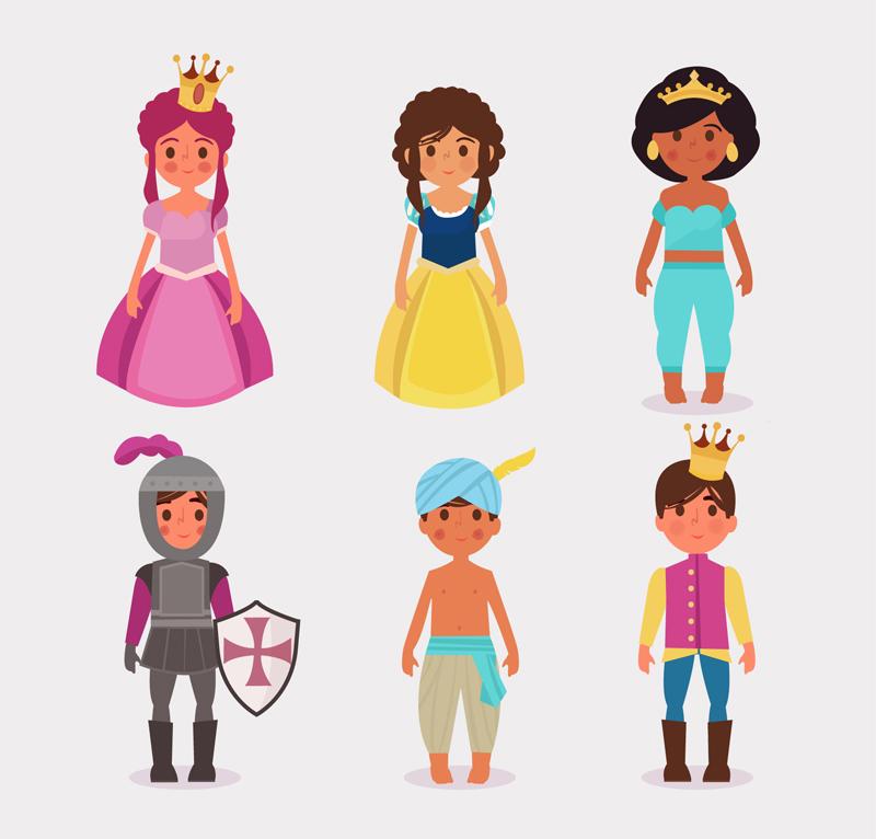 角色_下载地址1下载地址2标签:人物童话公主骑士王子角色