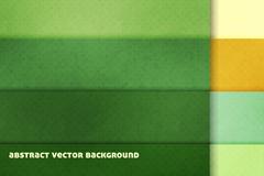 创意绿色横格背景矢量素材