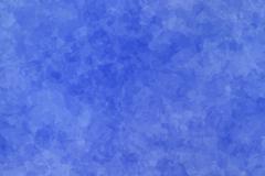 蓝色水彩墨迹背景矢量素材