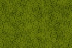 草绿色花瓣花纹背景矢量素材