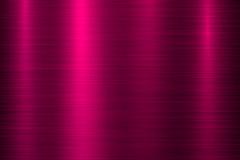 玫红色金属质感背景矢量素材