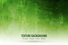 绿色水彩渐变纹理背景矢量素材
