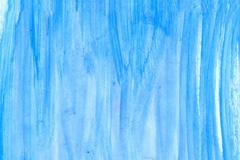 蓝色水彩涂抹纹理背景矢量素材