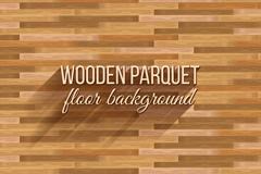 创意木地板背景矢量素材