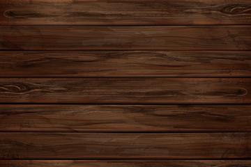 深色木纹木板背景矢量素材