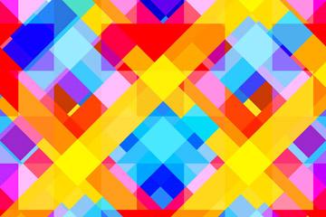 明亮彩色菱形格背景最新网络赌博网站