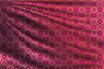 �A��花�y�z�I布料背景矢量素材