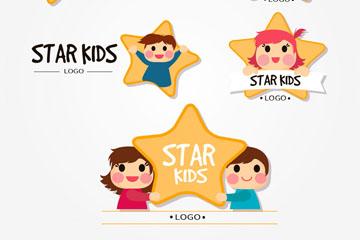 5款可爱儿童明星标志乐虎国际线上娱乐乐虎国际