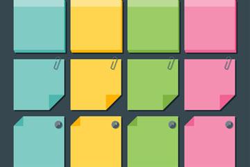 16款彩色便利贴乐虎国际线上娱乐乐虎国际