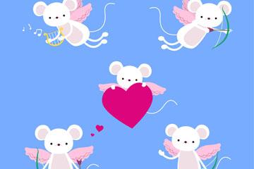 5款白色翅膀老鼠乐虎国际线上娱乐乐虎国际