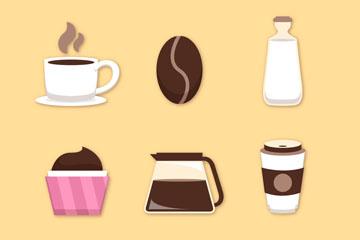 6款��意咖啡元素�D�耸噶克夭�