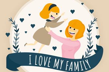 创意金发母女设计乐虎国际线上娱乐乐虎国际