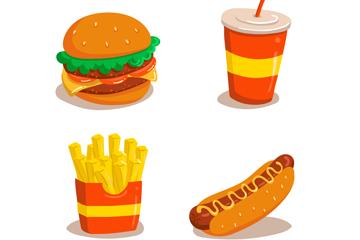 4款美味快餐食物乐虎国际线上娱乐图