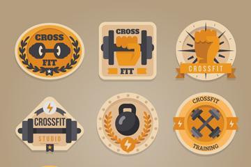 9款创意混合健身标签乐虎国际线上娱乐图