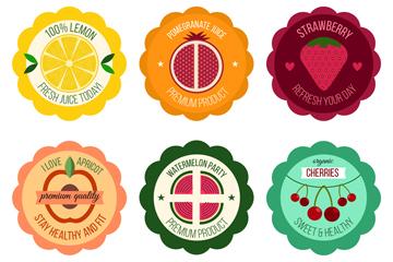 6款创意水果标签乐虎国际线上娱乐乐虎国际