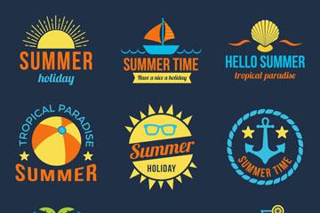 9款创意夏季度假标签乐虎国际线上娱乐乐虎国际