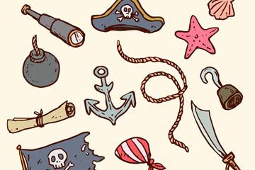 13款彩绘海盗元素乐虎国际线上娱乐乐虎国际