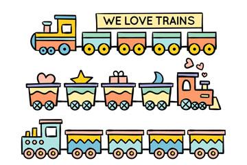 4款可爱玩具火车乐虎国际线上娱乐乐虎国际