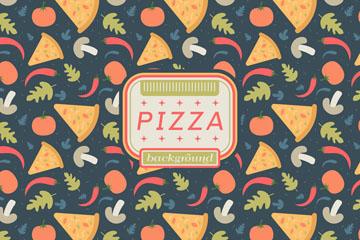 彩色披萨无缝背景最新网络赌博网站