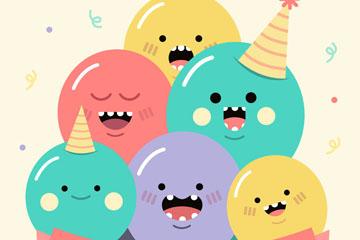 卡通生日表情气球最新网络赌博网站