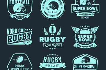 9款创意橄榄球标签开户送体验彩金的网站