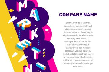 创意商务市场营销海报最新网络赌博网站