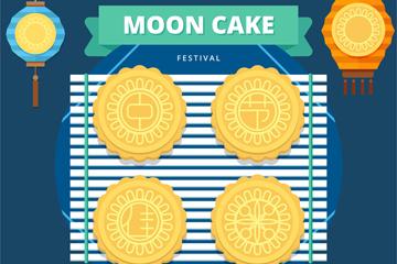 4块美味中秋节月饼开户送体验彩金的网站