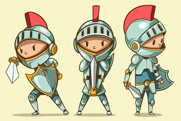 3款卡通骑士设计开户送体验彩金的网站