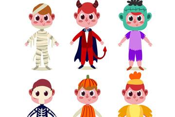 6款可爱万圣节装扮男孩开户送体验彩金的网站