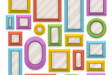 20款彩色空白相框开户送体验彩金的网站